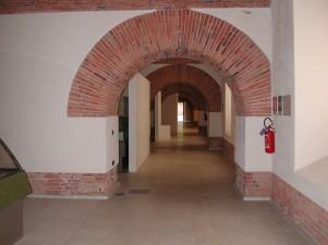 Corridoio interno foto