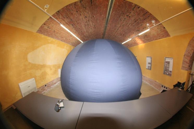Pallone aerostatico foto