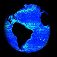 Foto del pianeta Terra
